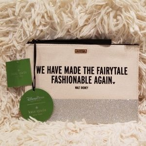 Kate Spade Disney Parks Authentic Original Clutch